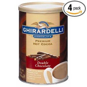 Double Chocolate $13, Chocolate Mocha $13, White Mocha $13 @Amazon