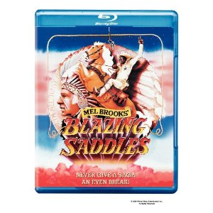 Blazing Saddles [Blu-ray] (1974) $8.99 @Amazon.com