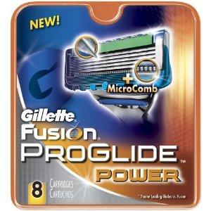 Gillette Fusion ProGlide Power Cartridges Amazon