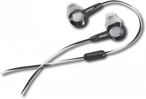 Bose Mobile In-Ear Wired Headset with Microphone $39.99 @cowboom