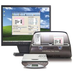 DYMO 69270 Twin Turbo Desktop Mailing Solution $99.95 FS @Adorama