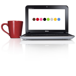 Scratch & Dent and Refurbished Dell Inspiron Mini 10 1012 Laptops $199 @Dell