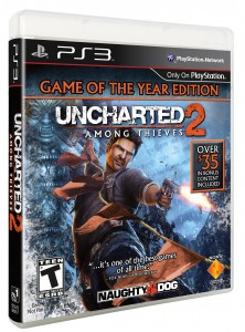 Uncharted 2: Game of the Year Edition (PS3)
