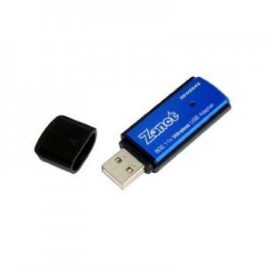ZONET ZEW2545 Wireless N USB Pen Adapter USB - IEEE 802.11n $4.99 @Mwave
