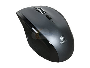 Logitech M705 USB RF Wireless Laser Marathon Mouse $26.99 @Newegg