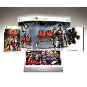 Best buy: Tekken 6 Limited Edition Wireless Fight Stick Bundle $29.99
