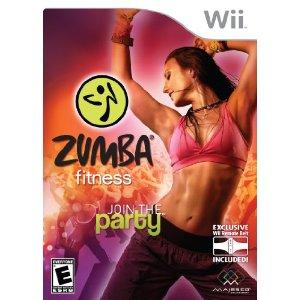 Amazon : Zumba Fitness $29.99