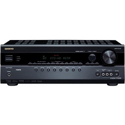 Onkyo TX-SR508 7.1-Channel 3-D Ready Home Theater Receiver $228 6ave/Crutchfield