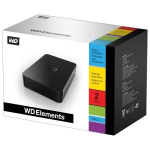 $85.99 - Western Digital WD Elements 2 TB USB 2.0 Desktop External Hard Drive @Amazon
