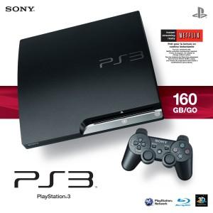 $299.99 PS3 160GB Console + $50 Amazon Promotional Credit Amazon