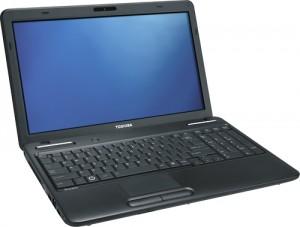 "Toshiba - Satellite Laptop / Intel® Core™ i3 Processor / 15.6"" Display / 3GB Memory / 320GB Hard Drive - Black"