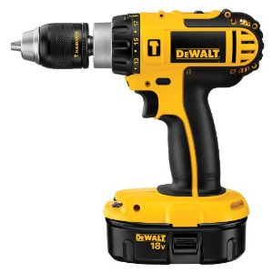 Amazon.com Deal of the Day: Dewalt 18VCordless Compact Hammer Drill/Driver for $98