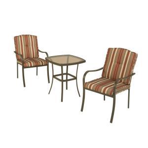 Home Depot: Rachel 3-piece Patio Cafe Set $64