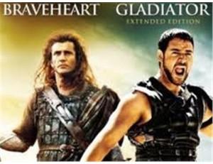 Braveheart / Gladiator 2-Pack [Blu-ray]