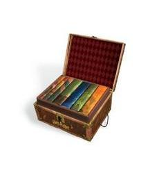 Harry Potter (Books 1-7) Boxed Sets: Hardcover for $87.98, Paperback for $34.77 + FS