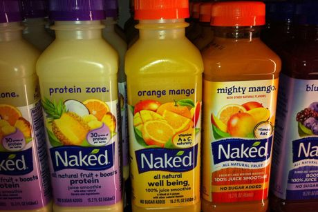 Naked Juice Class Action Lawsuit