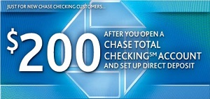 Chase Coupon Bonus
