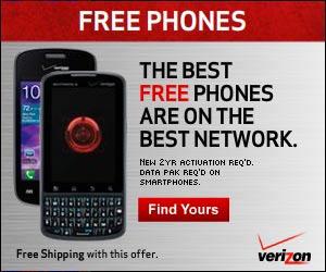 Verizon Wireless Discounts, Codes, Promos