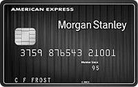 AmEx Morgan Stanley Bonus Promotion