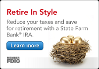 State farm IRA Bonus Promotion