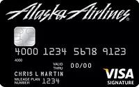 Alaska Airlines Bank of AMerica Rewards Promotion Card