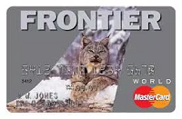 Frontier Bonus Promotion Airliens Bank of America
