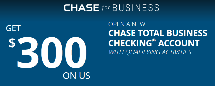 Chase bank business checking account coupons